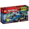 LEGO Ninjago 70731 Jay Walker One
