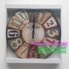 นาฬิกาแขวน Vintage ตกแต่งบ้าน รุ่น OLD TOWN CLOCKS