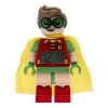 LEGO The Lego Batman Movie 9009358 Robin Minifigure Automatic Alarm Clock