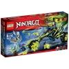 LEGO Ninjago 70730 Chain Cycle Ambush