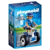 PLAYMOBIL 6877 Policewoman with Balance Racer