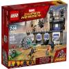 LEGO Super Heroes 76103 เลโก้ Corvus Glaive Thresher Attack