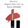 Merrez'Ca Elegance Matte Color Lip #RD2204 Bentine