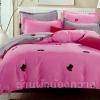 ผ้าปูที่นอน สีพื้น ลายใหม่ -3
