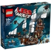 LEGO The Lego Movie 70810 MetalBeard's Sea Cow