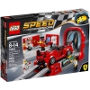LEGO Speed Champions 75882 Ferrari & Development Center