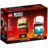 LEGO BrickHeadz 41613 เลโก้ Mr. Incredible & Frozone