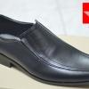 รองเท้าคุทชูหนังแท้สีดำ 1964-Black