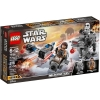 LEGO Star Wars 75195 Ski Speeder vs. First Order Walker