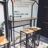 ชุดโต๊ะ-เก้าอี้เคาน์เตอร์(WB-1/WC-1)