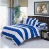 ผ้าปูที่นอน BlueWhite -4