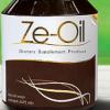 ซีออยล์ โกล์ด น้ำมันสกัดเย็น 4 ชนิด ( Ze Oil GOLD ) (60 แคปซูล) กระปุกเล็ก