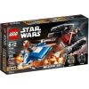 LEGO Star Wars 75196 A-Wing vs. TIE Silencer
