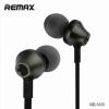หูฟัง Small Talk Remax แท้ RM-610D สีดำ ราคา 450 บาท