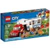 LEGO City 60182 เลโก้ Pickup & Caravan