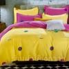 ผ้าปูที่นอน สีพื้น ลายใหม่ -5