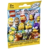 LEGO The Simpsons 71009 Series 2 Minifigures (16 Packs/Complete)