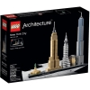 LEGO Architecture 21028 New York City (กล่องไม่สวย-Damaged Box)