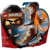 LEGO Ninjago 70645 Cole - Dragon Master