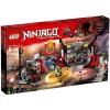 LEGO Ninjago 70640 เลโก้ S.O.G. Headquarters