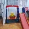 ชิงช้าสไลด์ (อุปกรณ์เสริมรั้วกั้นเด็ก)