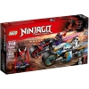 LEGO Ninjago 70639 เลโก้ Street Race of Snake Jaguar