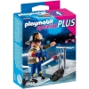 PLAYMOBIL 4795 Fireman with Hose