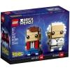 LEGO Brickheadz 41511 เลโก้ Marty McFly & Doc Brown