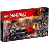 LEGO Ninjago 70642 เลโก้ Killow vs. Samurai X