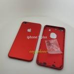 ฝาหลัง I Phone 7 plus สีแดง