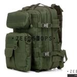 กระเป๋าเป้ 3P Plus 3 IN 1 เขียว
