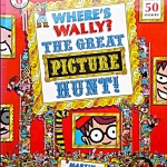 Where's Wally? The Great Picture Hunt เล่มที่ 6