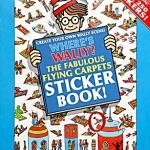 Where's Wally? Sticker Book