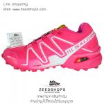 รองเท้า salomon speedcross 3 CS ชมพู