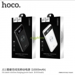 Hoco J11Wireless PowerBank. (แบตสำรอง) 10000mAh แท้100%