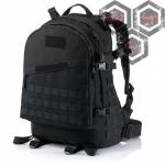 กระเป๋าเป้ 3D ดำ