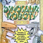 Making Dinosaur Robots from Junk