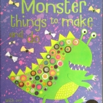 Usborne Activities – Monster Things to Make and Do