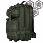 กระเป๋าเป้ 3P เขียว