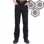 กางเกงทันเดอร์ IX7 ดำ