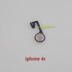 แพรปุ่มโฮมแพรใน iPhone 4S