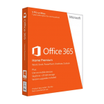 Microsoft Office 365 Home Premium 6GQ-00018