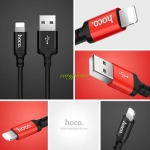 Hoco สายชาร์จ USB DataCable X14 iphone 2เมตร. แท้100%