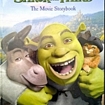 Shrek the Third: The Movie Storybook