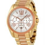 นาฬิกาข้อมือ Michael Kors รุ่น MK5651 Michael Kors Bradshaw Chronograph Two-tone Mens Watch MK5651