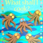Usborne Activities – What Shall I Cook?