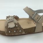 รองเท้าเพื่อสุขภาพเด็กหญิง รุ่น C0308 BEIGE