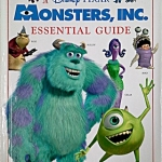 Monsters, Inc.: Essential guide