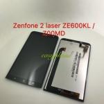 LCD Zenfone 2 Laser (ZE600KL) / Z00MD จอชุด มีสี ดำ