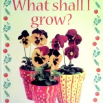 Usborne Activities – What Shall I Grow?